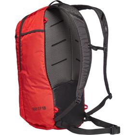 Black Diamond Trail Zip 18 Mochila, hyper red